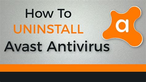 Fix Can't Uninstall Avast - How to Totally Delete Avast