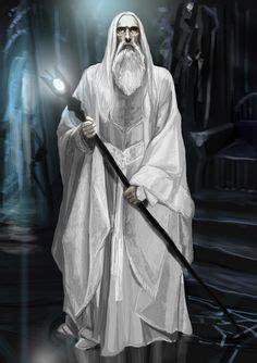 Saruman - Gabriele Dell'Otto   Middle earth art, Lord of