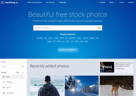 10 Best Stock Image Websites You Need To Know in 2018 - Oberlo