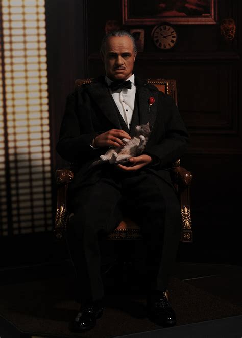 The Godfather sixth scale action figure - Another Pop