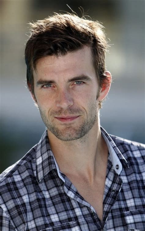 Lucas Bryant--Haven, one of my favorite tv shows ever
