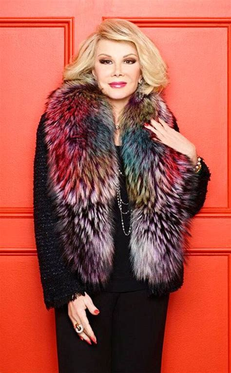 RIP from Joan Rivers' Life in Pictures | E! News