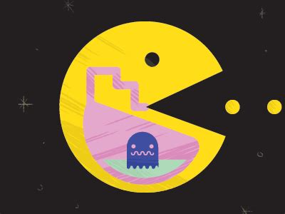 GIF pacman - animated GIF on GIFER - by Nerr